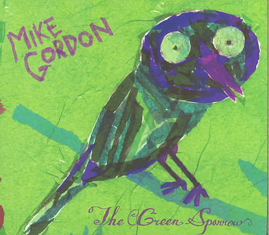 GREEN SPARROW BY GORDON,MIKE (CD)