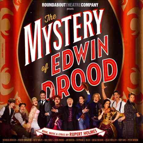 MYSTERY OF EDWIN DROOD (OCR) BY RIVERA,CHITA (CD)